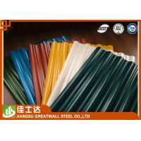 Zinc Coated Sheeting PPGL RAL Standard Color Steel Roof Tile Hot Dip Galvanized Manufactures