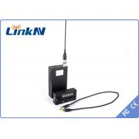 Buy cheap Small  Video HD Wireless Transmitter Device NLOS 1-2 KM Low Weight from wholesalers