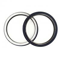 China 6P-3595 Excavator Floating Oil Seal Steel + NBR60 Rubber Rings Material on sale