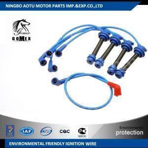 China Spark plug wire set 90919-21396 for TOYOTA COROLLA Compact Liftback on sale