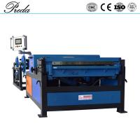 Air cooling machine HVAC duct production line automatic duct production machine