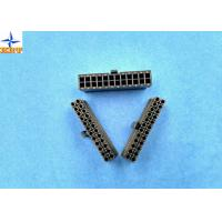 Wire To Wire Connector 3.00mm Pitch Power Connector Low-Halogen Receptacle Housing Manufactures