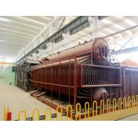 Environment Friendly Coal Fired Steam Boiler Double Drums Industrial Water Tube Boiler Manufactures