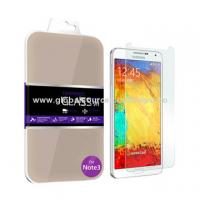 HD tempered glass screen protector for Galaxy Note 3 Manufactures