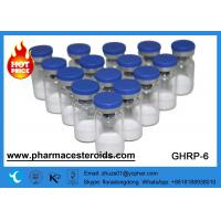 China Injectable Peptide Sterile Water Ghrp-6 Muscle Building Steroids for Muscle Growth on sale