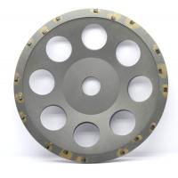 Small Size High Grade PCD Diamond Cup Wheels For Heavy Epoxy Removing Manufactures