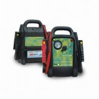 Car Jump Starters with 12V Internal Battery, 750A Peak Current and 3W Emergency Light Power Manufactures