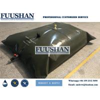 China Fuushan Collapsible Water Tanks Comply with FDA and NSF 61 Regulations on sale