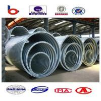 Quality New materials Steel Pipe, Corrugated Steel Pipe applied to highway construction for sale