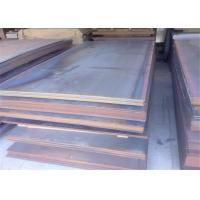 SS400 A36 Carbon Steel Plate JIS ASTM Hardened Steel Plate Anti Corrosion Manufactures