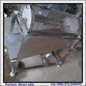 Quail Egg Breaking Machine/Boiled Egg Breaking Machine Manufactures