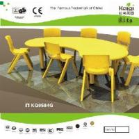 Plastic Kids Table and Chair (KQ10184B) Manufactures