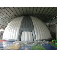 China FR Rip Stop Nylon Event Inflatable Tent , Advertising Inflatable Dome Tent on sale