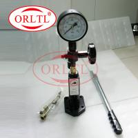 Diesel Injector Nozzle Pop Tester Equivalent Design Model EFEP 60 H Common Rail Injector Nozzle Tester Quality SS Body Manufactures