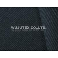 Winter Clothing Material Overcoat Popular Fabric 100% Cotton Melange Fabric Manufactures