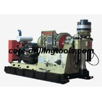 China Ore Mining Diamond Core Drilling Rig Machine Spindle Type Powerful on sale