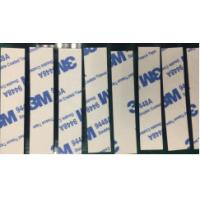 China Black Long Strip Adhesive Insulation Tape In Voltage Transformer E93687 on sale