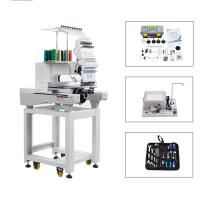 China 800*500 Sequin Single Embroidery Machine On 12 Colors With Dahao System on sale