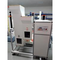 Quality Touch Screen Type Double Tumble Drop Testing Machine For Mobile , CD , PDA etc for sale