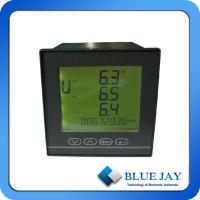 LCD multifunctional network power instrument meter Manufactures