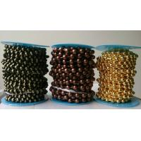 ball chain,bead chain for garments accessories,belts Manufactures