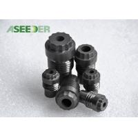 China 100% Tungsten Carbide Nozzle / Multi Function Cemented Carbide Wear Parts on sale