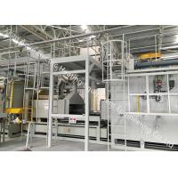 High Heat Efficiency Continuous Brazing Furnace For Stainless Steel Plate Manufactures