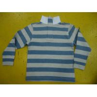 100% Cotton French Terry Girls Stylish Top Polo Type Children'S Baseball Shirts Manufactures