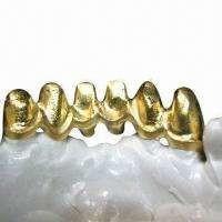 Intensity Restoration Dental Crown Lab Captek Naogold Dental Bridge In Dentistry Manufactures
