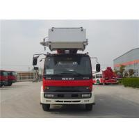 138KW Power Aerial Ladder Fire Truck Hydraulic Pump Max Pressure 35Mpa Manufactures