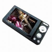 China 2.4-inch TFT MP4 Video Player with Up to 4GB Memory Storage and FM Radio Function on sale