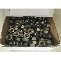 Buy cheap Duplex Stainless Steel 1.4547 S31254 254SMO Heavy Hex Nut / Jam Nut from wholesalers
