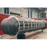 Annealed Grade 304 321 Heat Exchanger Tubes Cold Rolled / Cold Drawn ASTM A213 Manufactures