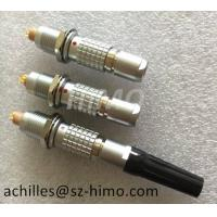 TOP supplier wholesale 14 Pin LEMO 1B Rapid Plug Lemo broadcast connector with 12v 2A power adapter for sale