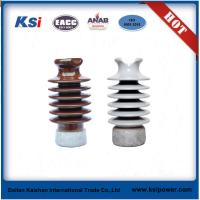 Factory price porcelain line post insulator designed OEM service Manufactures