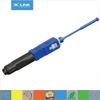 Low Loss Splice On Connectors Field Installable Fiber Optic Connector Manufactures