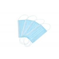 Disposable 3 Ply Epidemic Prevention Anti Dust Earloop Mask Manufactures