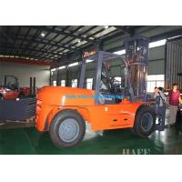 10T Heavy Duty Industrial Forklift Truck Janpanese Engine 6BG1QC-02 FD100T Manufactures