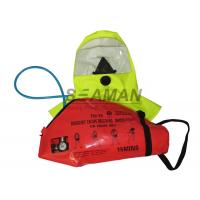 EC / MED 15 Min Air Compressed Air Breathing Apparatus Emergency Escape Breathing Device - EEBD Manufactures