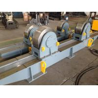 Buy cheap Automatic Pipe Welding Turning Rolls Tanks Rotator Double Motorized For Storage Vessels from wholesalers