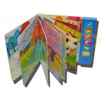 6 button animal voice book for children education Manufactures