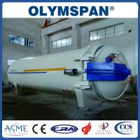 China Chemical Laminated Glass Autoclave Aerated Concrete / Autoclave Machine Φ2m on sale