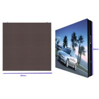 China DIP Outdoor LED Advertising Display P10 Full Color Board 7000 Nits Brightness on sale