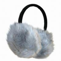 China Ear muff with adjustable plastic part on sale