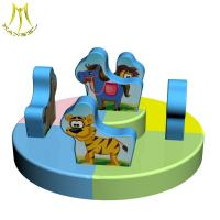 Hansel soft games indoor playground equipment equipment from china carousel rides Manufactures