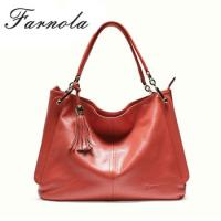 Lastest fashion genuine leather bags from India Manufactures