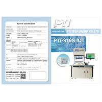 Quality SMT ICT In Circuit Tester , PCB Board Testing Equipment Multiple Points Measurement PTI-818S for sale
