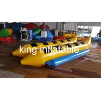 10 Ride Bouble Tube Water Inflatable Fly Fishing Boats for surfing water game Manufactures