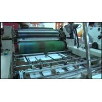 CE , ISO Certification Nonwoven Fabric Processing Machinery / Non Woven Machines Manufactures
