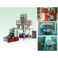 Film Blowing Machine With Single Station Full-Automatically Winder (SJ45-FMS650PG) Manufactures